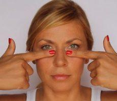 Причины появления желтых кругов под глазами