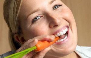 Употреблять больше свежих овощей