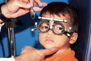 Миопический астигматизм у ребенка