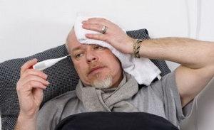 Орви и другие инфекционные заболевания могут стать причиной темных кругов под глазами