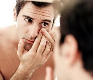 Правила надевания контактных линз