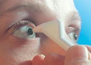 Появление глазного давления