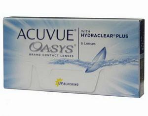 линзы acuvue упаковка