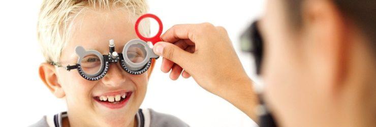Диагностика зрения ребенка
