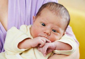 Косоглазие у новорожденных