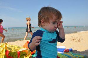 песок-у-ребенка