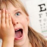 Зарядка для глаз для дошкольников